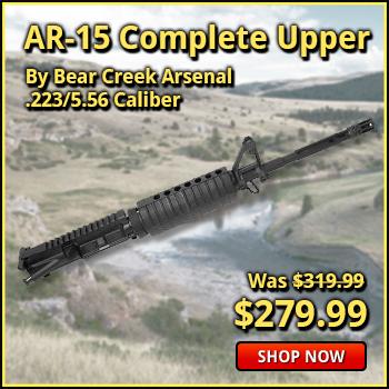 Bear Creek Arsenal AR-15 Complete Upper