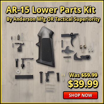 Anderson AR-15 Lower Parts