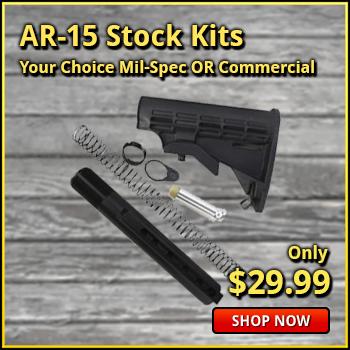 U.S. Contractor .223 / 5.56 Parts Kits