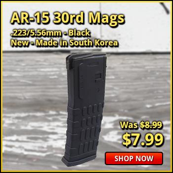 AR-15 Magazine 30 Round