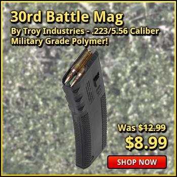 AR-15 30Round Magazine - Troy