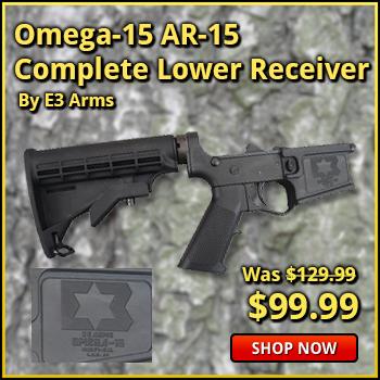 E3 Arms Omega-15 AR-15